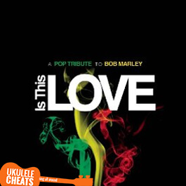 Bob Marley - Is This Love Ukulele Chords
