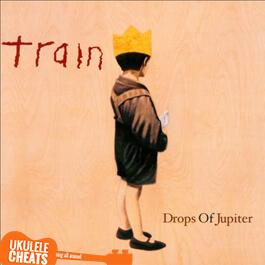 Train - Drops of Jupiter Ukulele Chords - Ukulele Cheats