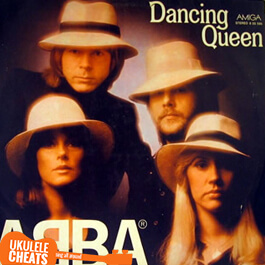 Abba - Dancing Queen Ukulele Chords