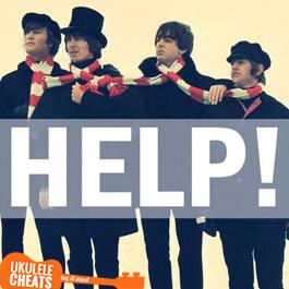 Help Ukulele Chords Beatles Ukulele Chords