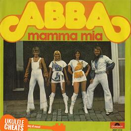 ABBA - Mamma Mia Ukulele Chords