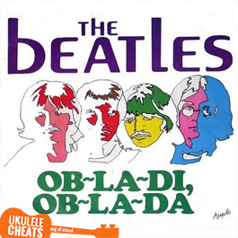 The Beatles - Obladi Oblada Ukulele CHords