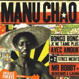 Manu Chao - Bongo Bong Ukulele Chords