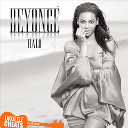 Beyonce - Halo Ukulele Chords