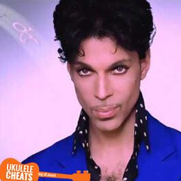Prince - KISS ukulele chords