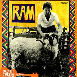 Paul McCartney - Ram On Ukulele Chords