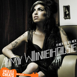 Amy Winehouse - Back To Black Ukulele Chords