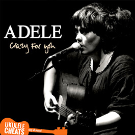 Crazy For You Ukulele Chords