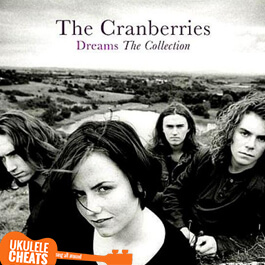 Cranberries Dreams Ukulele Chords