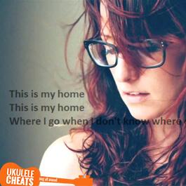 Ingrid Michaelson Home Ukulele Chords