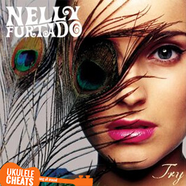 Nelly Furtado Try Ukulele Chords