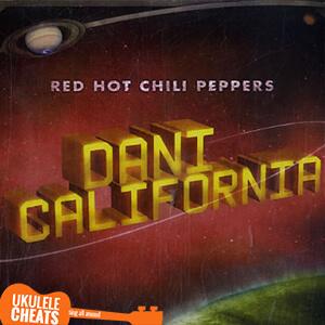 Dani California Ukulele Chords