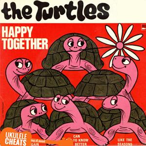 Happy Together Ukulele Chords