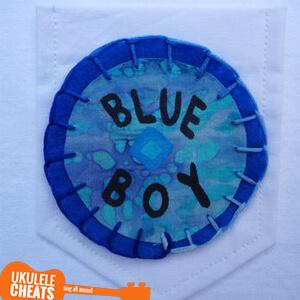 Blue Boy Ukulele Chords