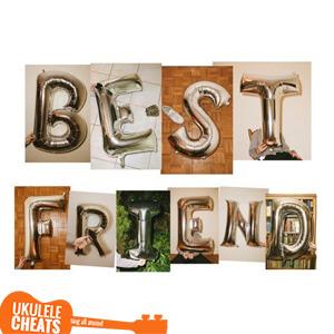 Best Friend Ukulele Chords