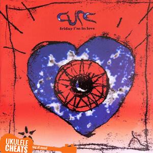 Friday I'm In Love Ukulele Chords