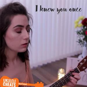 I Knew You Once Ukulele Chords