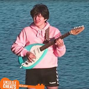 Everytime Ukulele Chords
