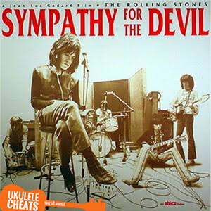 Sympathy For The Devil Ukulele Chords