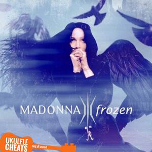 Madonna Frozen Ukulele Chords