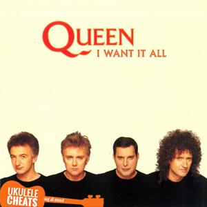 Queen Archives - Ukulele Cheats