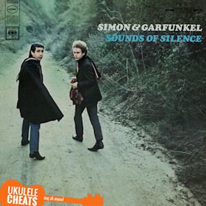 the sound of silence ukulele chords